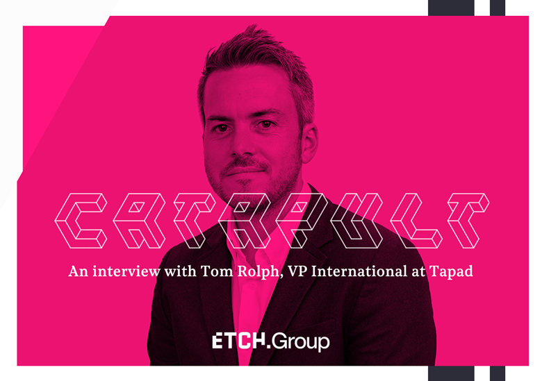 Tom Rolph, VP International at Tapad
